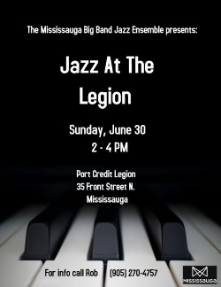 Jazz at the Legion - June 30