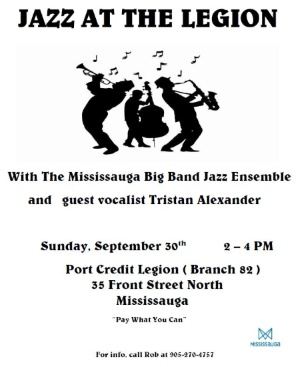Jazz at the Legion